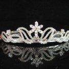 Elegant Pageant Bridal Wedding Princess Rhinestone Tiara Crown Headband 1870