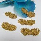 10 pair Handmade chinese frog fasten closure button garment accessories fancy knob cf01g