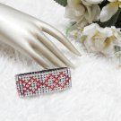 Sparkling Stretch Rhinestone Prom Wedding Pageant Bridal Bracelet woman accessories Jt12
