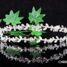 Elegant Pageant Bridal Wedding Princess Rhinestone Tiara Crown Headband 4898