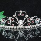 Bride, bridesmaid Wedding Tiara Swarovski Crystals and Rhinestones Regal Crown 6770r