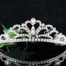 Bride, bridesmaid Headband Wedding Tiara Fancy Crystal Rhinestones Regal 8760s