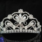 Vintage Bridal Tiara ,bridesmaid Wedding Silver Comb,Bridal Comb,Rhinestones Bride Clip #2023