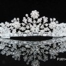 Bridal Wedding Tiara,Elegant Silver Crystal Bride Headpiece ,Bridal tiara 145