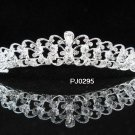 Bridal Wedding Tiara,Elegant Silver Crystal Vintage Bride Headpiece ,Bridal tiara 295