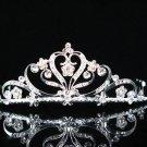 Silver Alloy Wedding Headpiece,Gorgeous Bridal Tiara,Sweetheart Crown 1311