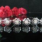 6 PCS BRIDAL HAIRPIN; SILVER SPARKLE WEDDING HAIR PIN #1052