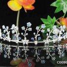 Sparkle Beautiful Silver Wedding Tiara;Elegance Crystal Rhinestone Bridal Tiara ; Bride Regal#903