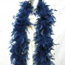 48g Turkey Feather Fringe ;Coque Rooster fuzzy Marabou feather boa #f50
