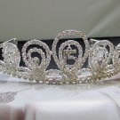 15 or 16 Birthday Tiara;Silver Sweetheart Crystal Occasion Tiara;Fashion Hair accessories#4896