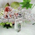 Fancy 15 Birthday Tiara;Occasion Crystal Tiara;Fancy Fashion Hair accessories#1194