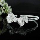 Elegance Bridesmaid Tiara;Occasion Crystal Floral Headband ;Fancy Fashion Hair accessories1135s