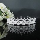 Elegance Bridesmaid Tiara;Occasion Crystal Bride headpiece ;Fancy Fashion Hair accessories #1517