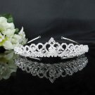 Elegance Bridesmaid Tiara;Occasion Crystal Bride headpiece ;Fancy Fashion Hair accessories #1628