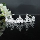 Elegance Bridesmaid Tiara;Occasion Crystal Bride headpiece ;Fancy Fashion Hair accessories #1642s