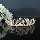 Gorgeous Bridesmaid Tiara;Crystal Bride headpiece ;Fancy Fashion Hair accessories #7784g