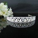 Gorgeous Bridesmaid Tiara;Crystal Bride headpiece ;Fancy Fashion Hair accessories #7983