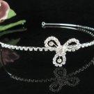 Bridesmaid Tiara;Occasion Crystal Silver Bride Headpiece ;Fancy Fashion Hair accessories #1946