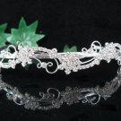 Bridal Veil ;Opera Hair accessories ;Bridesmaid Tiara;Fancy Silver Bride Headpiece#g202