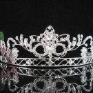 Bridal Veil ;Opera Hair accessories ;Bridesmaid Tiara;Fancy Silver Bride Headpiece#4576