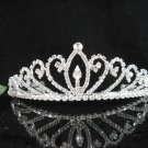 Bridal Veil ;Opera Hair accessories ;Bridesmaid Tiara;Teen girl headpiece;Silver Bride Headband#542
