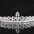 Bridal Veil ;Opera accessories ;Bridesmaid Tiara;Teen girl headpiece;Silver Bride Headband#622pu