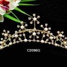 Wedding Headpiece; Bridal Veil ;Opera accessories ;Bridesmaid Comb;Teen girl Sweetheart Tiara #2096g