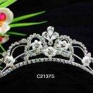 Wedding Headpiece; Bridal Veil ;Opera accessories ;Bridesmaid Comb;Teen girl Sweetheart Tiara #2137