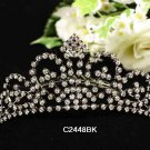 Wedding Headpiece; Bridal Veil ;Opera accessories ;Bridesmaid Comb;Teen girl Sweetheart Tiara #2448