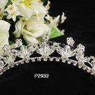 Wedding Headpiece; Bridal Veil ;Opera accessories ;Bridesmaid Comb;Teen girl Sweetheart Tiara #2932
