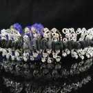 Wedding Headpiece; Bridal Veil ;Opera accessories ;Bridesmaid Comb;Teen girl Sweetheart Tiara #2019
