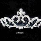 Bridal Veil ;Opera accessories ;Wedding Headpiece; Bridesmaid Comb;Teen girl Sweetheart Tiara #2663