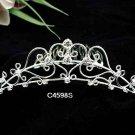 Bridal Veil ;Opera accessories ;Wedding Headpiece; Bridesmaid Comb;Teen girl Sweetheart Tiara #4598s