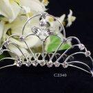 Bridal Veil ;Opera accessories ;Wedding Headpiece; Bridesmaid Comb;Teen girl Sweetheart Tiara #2340