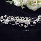 Opera accessories ; Bridal Veil ;Wedding Headpiece; Bridesmaid Comb;Teen girl Sweetheart Tiara #3839
