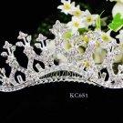 Silver Combs;Teen Girl Comb ;Bride Tiara;tiara;Fashion Bridesmaid Hair accessories;Bridal Comb#651