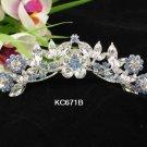 Silver Combs;Teen Girl Comb ;Bride Tiara;tiara;Fashion Bridesmaid Hair accessories;Bridal Comb#671b