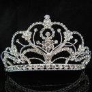 Bridal Comb; Bridesmaid Hair accessories ;Opera Tiara;Silver Teen Girl Comb ;Bride Tiara#2031
