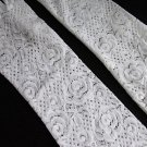 Occasion Elbow Gloves; Fashion Accessories;Lace Bridal Gloves;Wedding Bride Accessories#124w