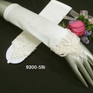 Elbow Gloves; Fashion Accessories;Fingerless lace satin Bridal Gloves;Wedding Bride Accessories#59i