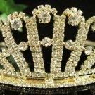 Fancy Golden Wedding Headband ;Opera Dancer Tiara;Bridesmaid Hair accessories#101g