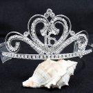 Sweet Happy Birthday 16 Silver Rhinestone tiara;Fancy Headpiece;Dancer regal;Girls Tiaras #6939