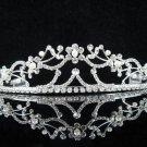 Wedding Headpiece;Silver Rhinestone Bridal tiara;Elegance Dancer Opera regal;Bridesmaid Tiaras#5516