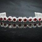 Fancy Headband ;Dancer Opera Tiara;Wedding Silver Tiara;Bridal imperial#624r