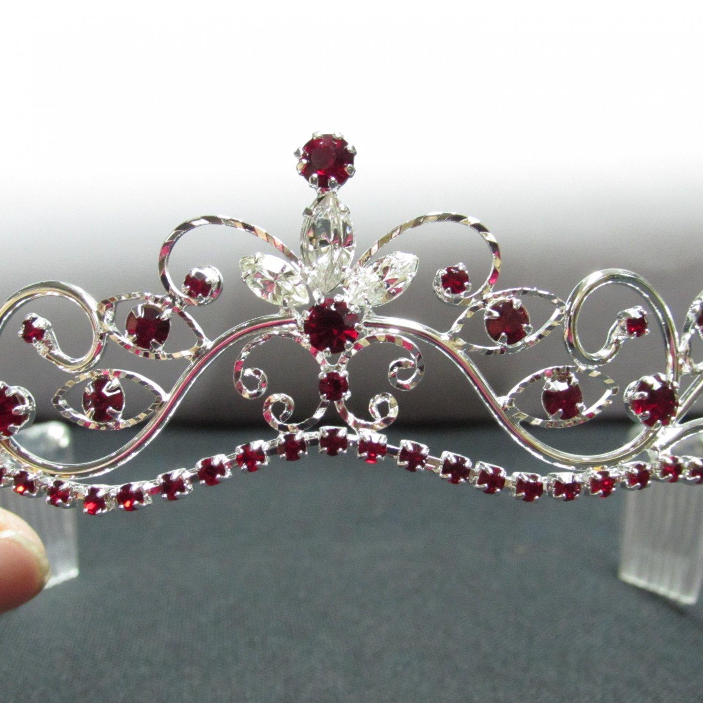 Fancy Silver Headband;Dancer Opera Tiara;Wedding Silver Tiara;Bridal imperial#11ar