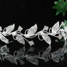 Gorgeous Headpiece;Elegance Wedding Silver Regal ;Fashion Dancer Opera Tiara;Bridal imperial#3788