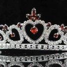 Gorgeous Headpiece;Elegance Wedding Silver Regal ;Fashion Dancer Opera Tiara;Bridal imperial#4124R