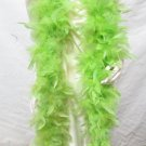 Wedding Party Decoration; 50g fuzzy chandelier feather boa for woman;for dancer #50jd