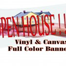 13oz Full Color Vinyl Banner Banner 3' X 8'