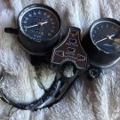 Honda 1975 - 1977 CB400F Speedometer/Rpm clocks assembly complete